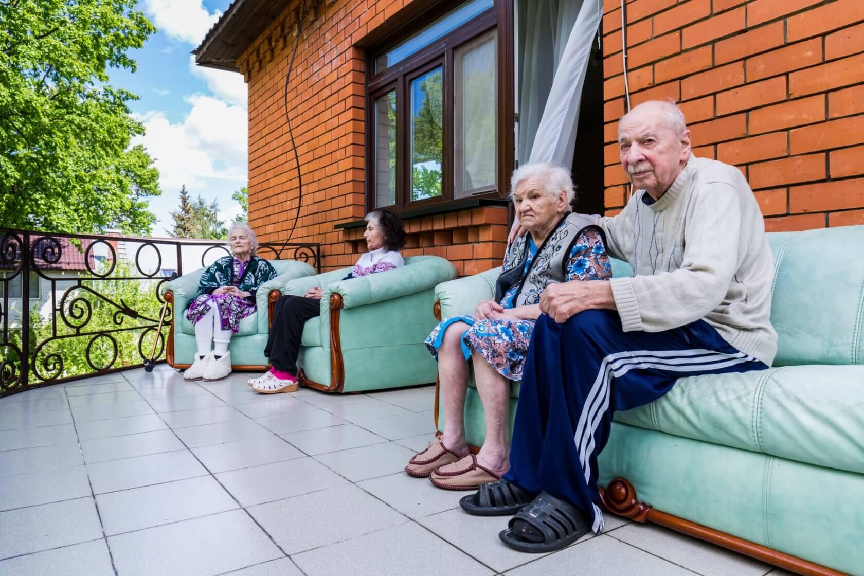 для москве пенсионеров и области в московской знакомство общения